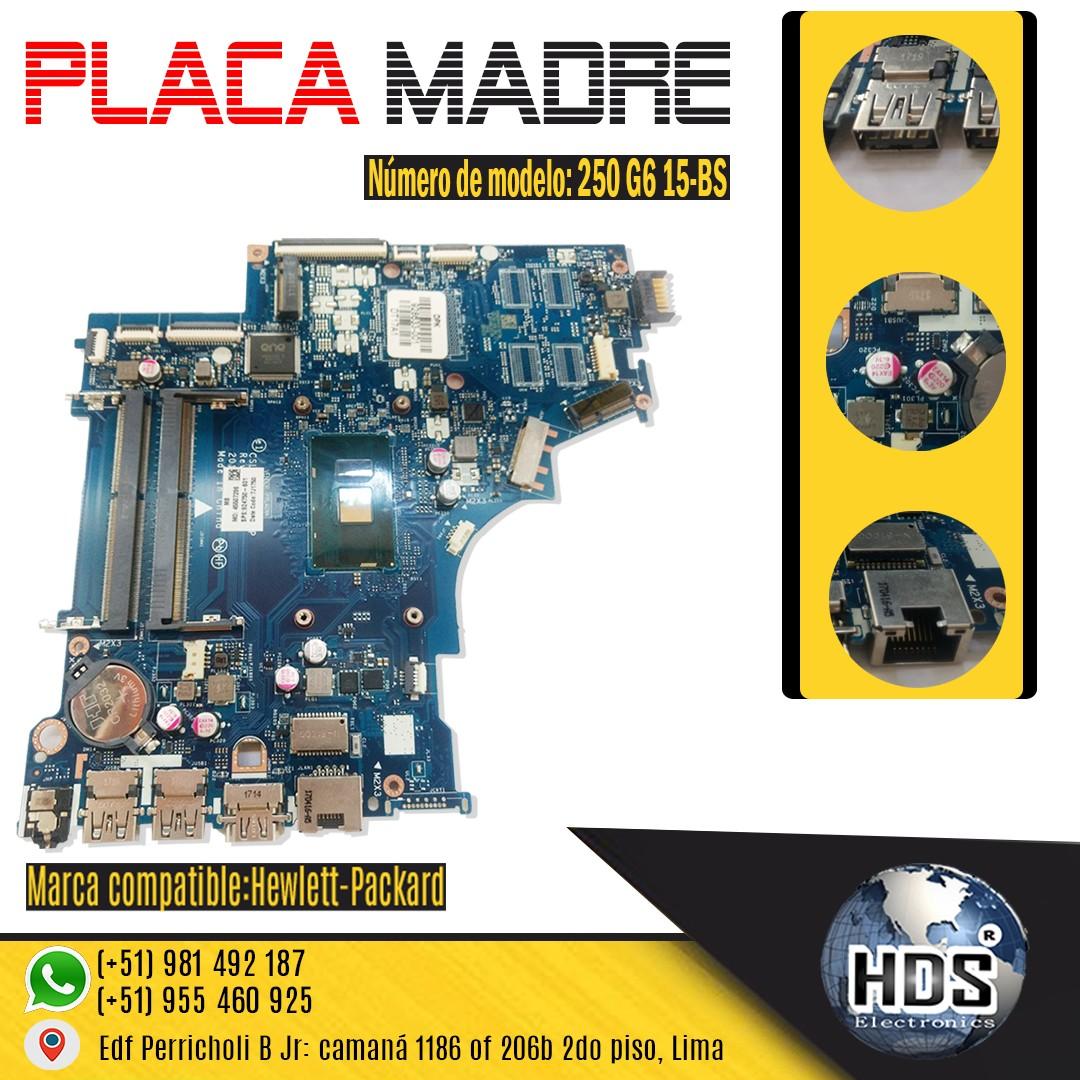 HP 250 G6 15-BS
